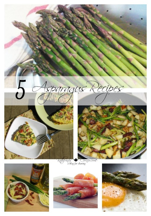 asparagus recipes everyone will love