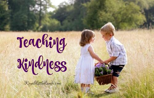 mame it Monday teaching kindness