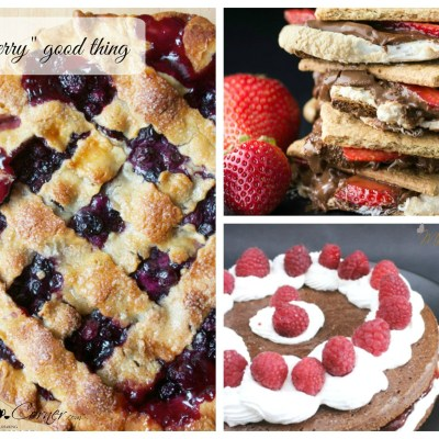 summer berry recipes to add to your menu