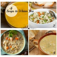 4 Soups To Warm You