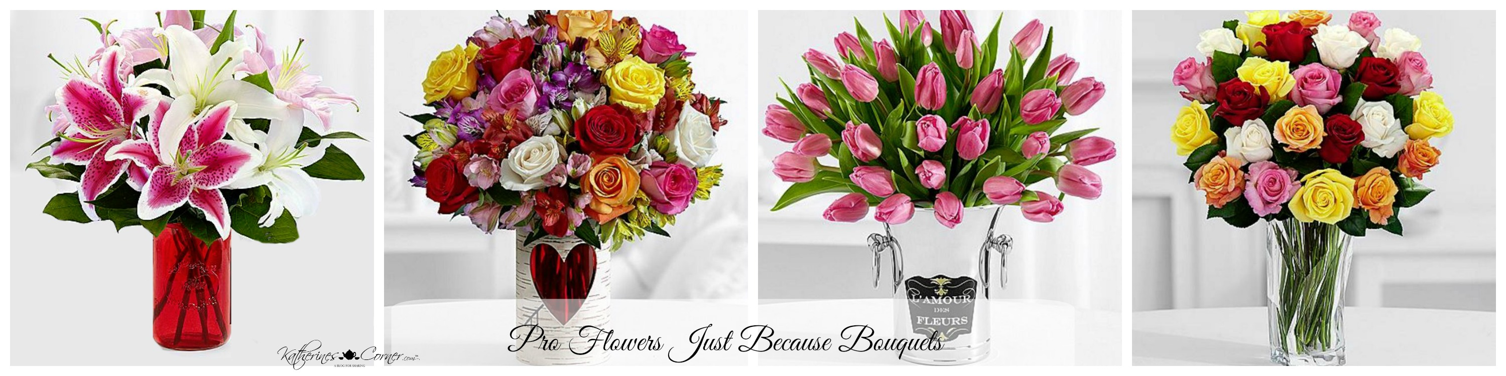 just because pro flowers