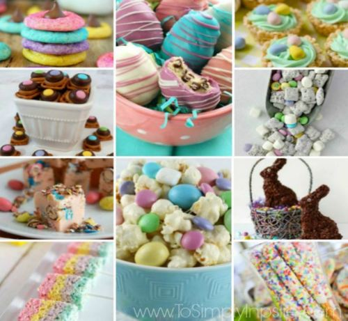 easter treat recipes