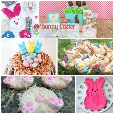 bunny Easter treats