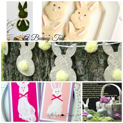 Bunny Tail Monday Inspirations