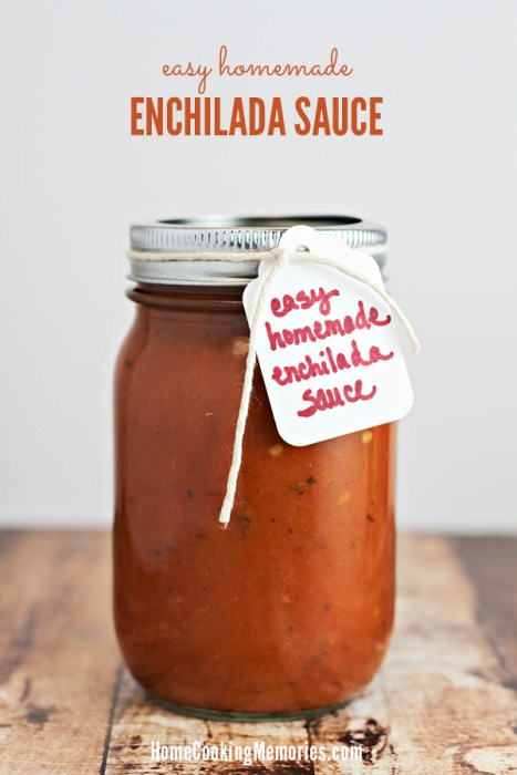 easy enchilada recipe