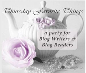 Thursday blog party for blog writers and blog readers