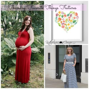 change thursday favorite things blog party