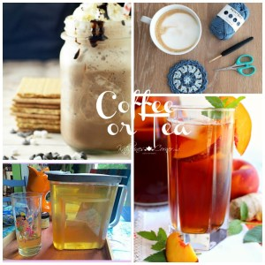 coffee or tea monday inspirations