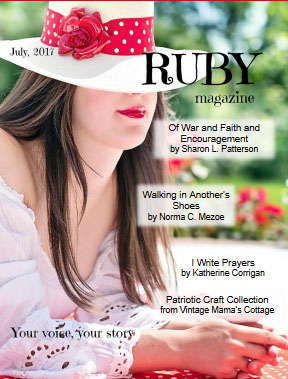 ruby for women magazine july issue