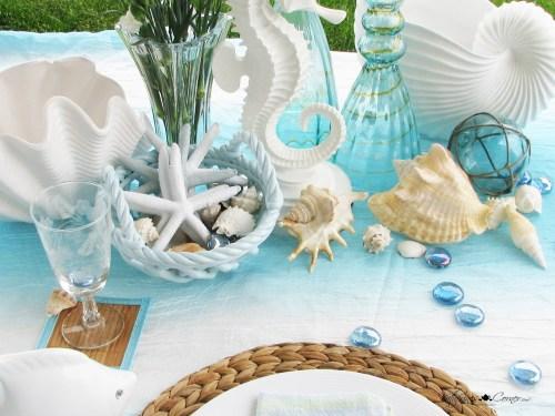 summer tablescape blog tour