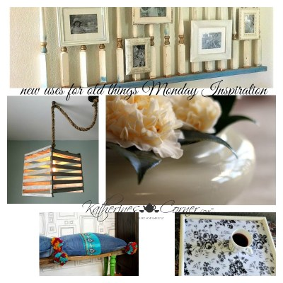 New Uses Monday Inspirations