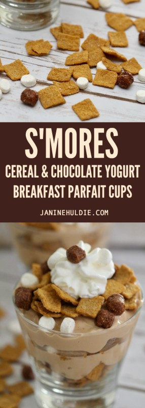 breakfast smores