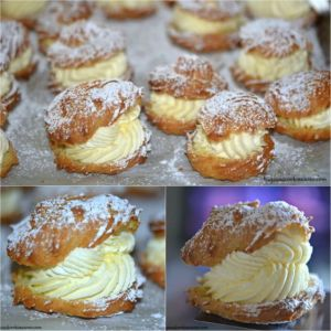 cream puffs recipe
