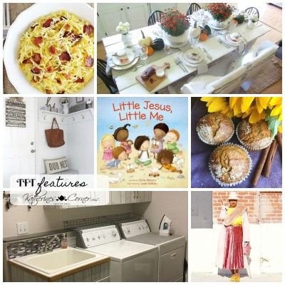 Gather Together for TFT Blog Party
