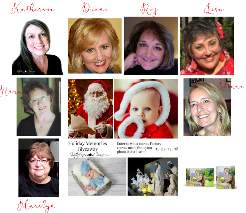 holiday memories giveaway hostesses updated