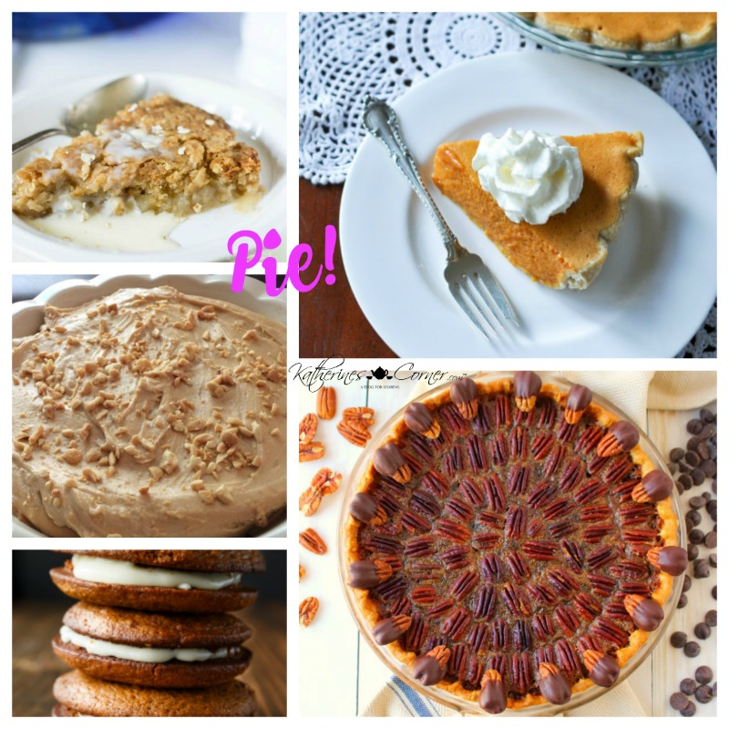 Pie Monday Inspirations