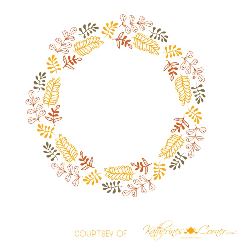 thanksgiving printables for leftovers
