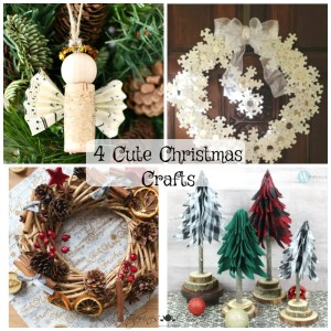 4 Christmas Crafts