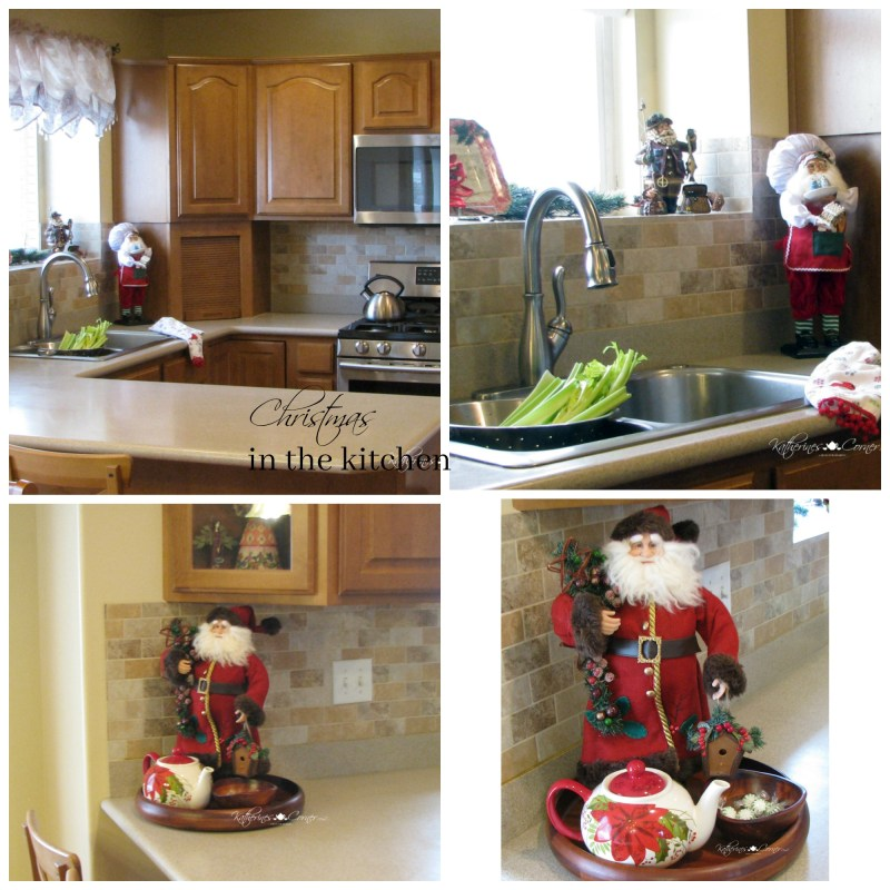 christmas kitchen home tour 2017