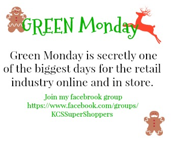 gren monday sales