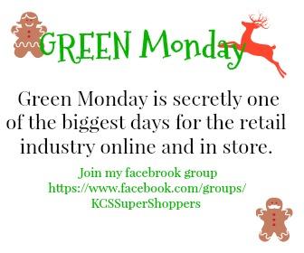 gren monday sales