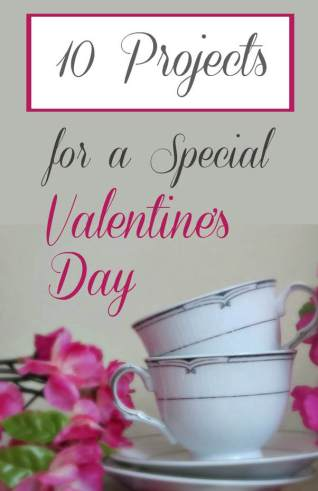 10 crafts for valentines day