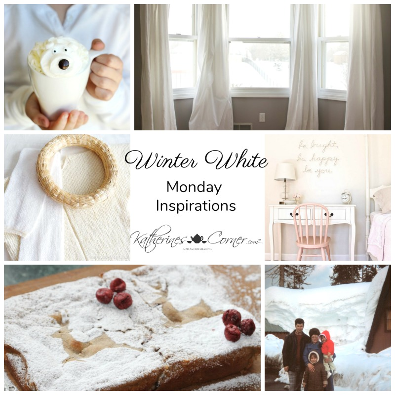 Winter White Monday Inspirations