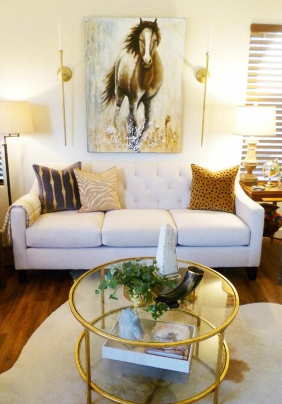 martys new sofa