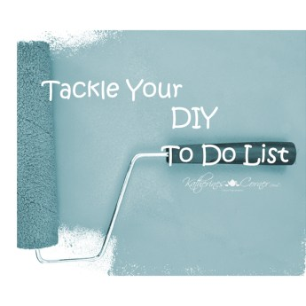 tackle your DIY to do list