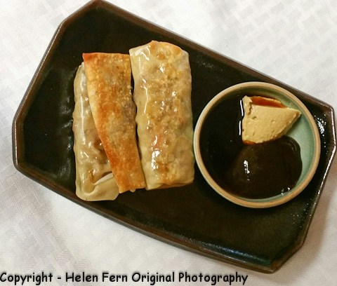 easy 6 ingredient egg rolls