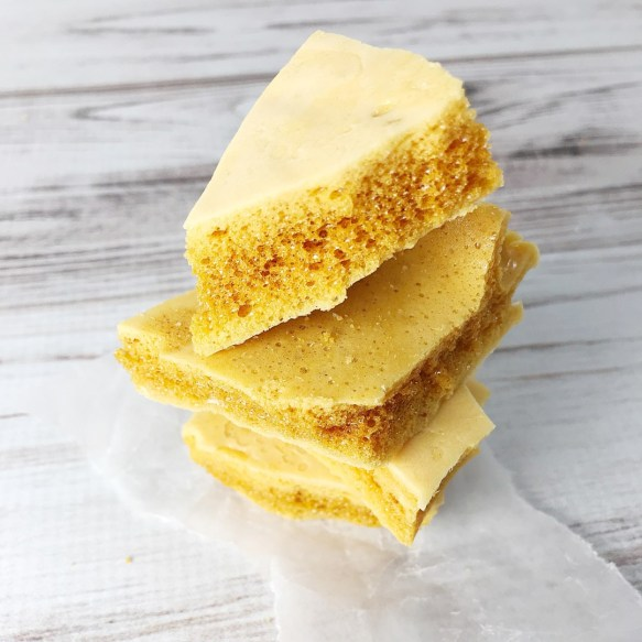 best recipe for honeycomb candy