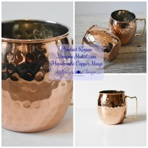 product review moscow muled handmade copper mugs