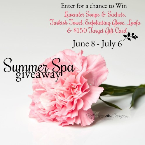summer spa giveaway