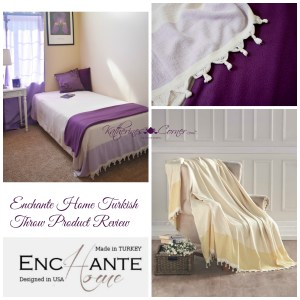 enchante home turkish throw product review