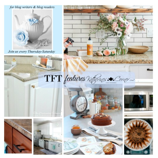 kitchen TFT link party features