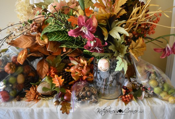 peacocks and pumpkins floral supplies