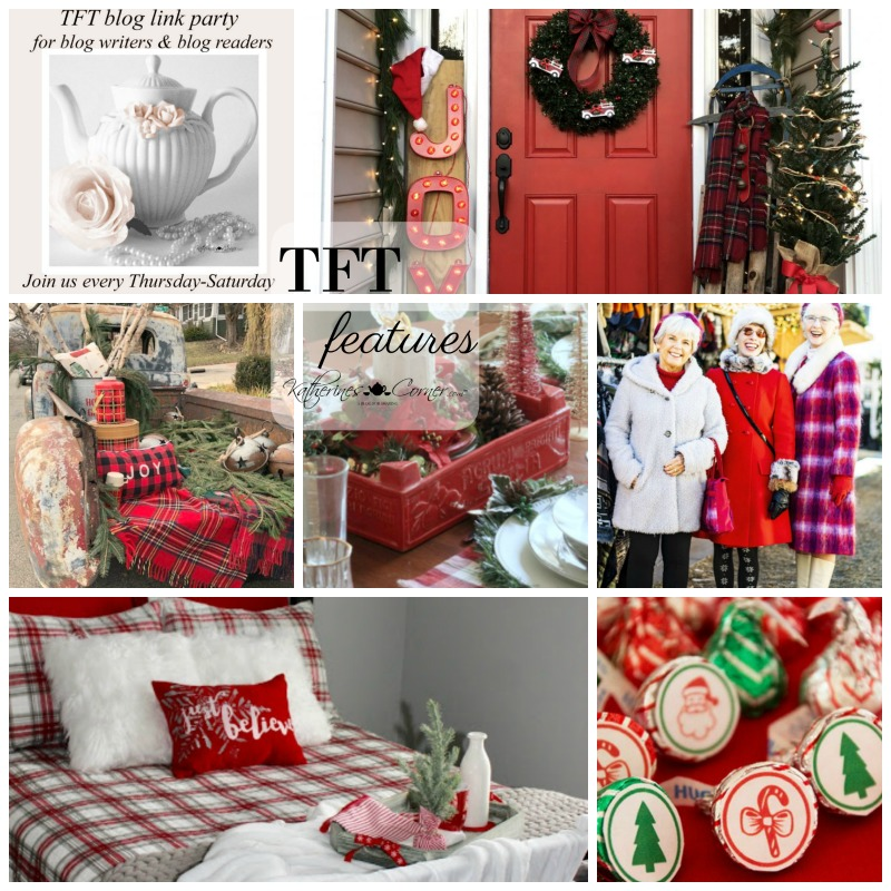 Seeing Red and the TFT Link Party