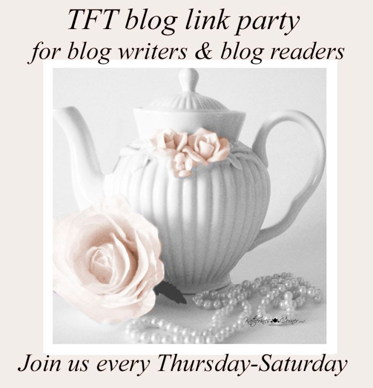 TFT popular Thursday blog link party