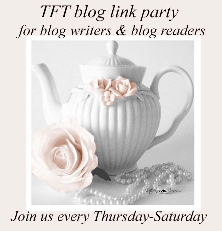TFT popular Thursday blog link party