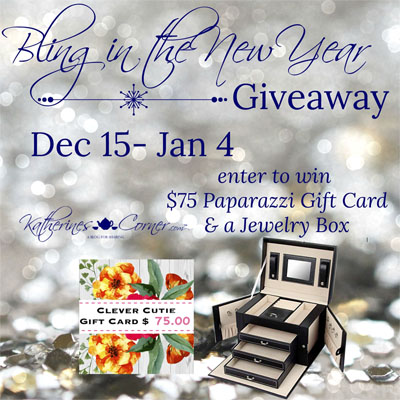 Bling in the New Year Giveaway