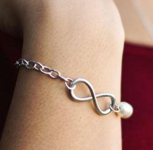 sweet infinity bracelet
