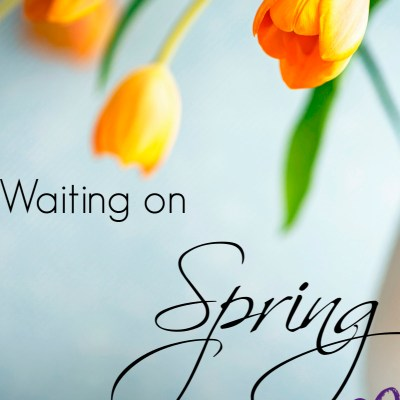 waiting on spring