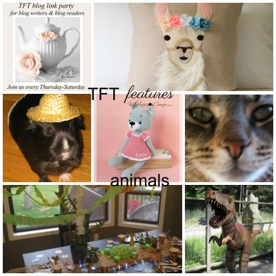 animals and TFT blog hop linkp arty