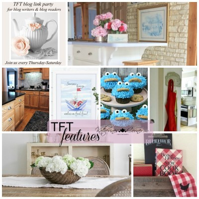 kitchen changes and TFT link party