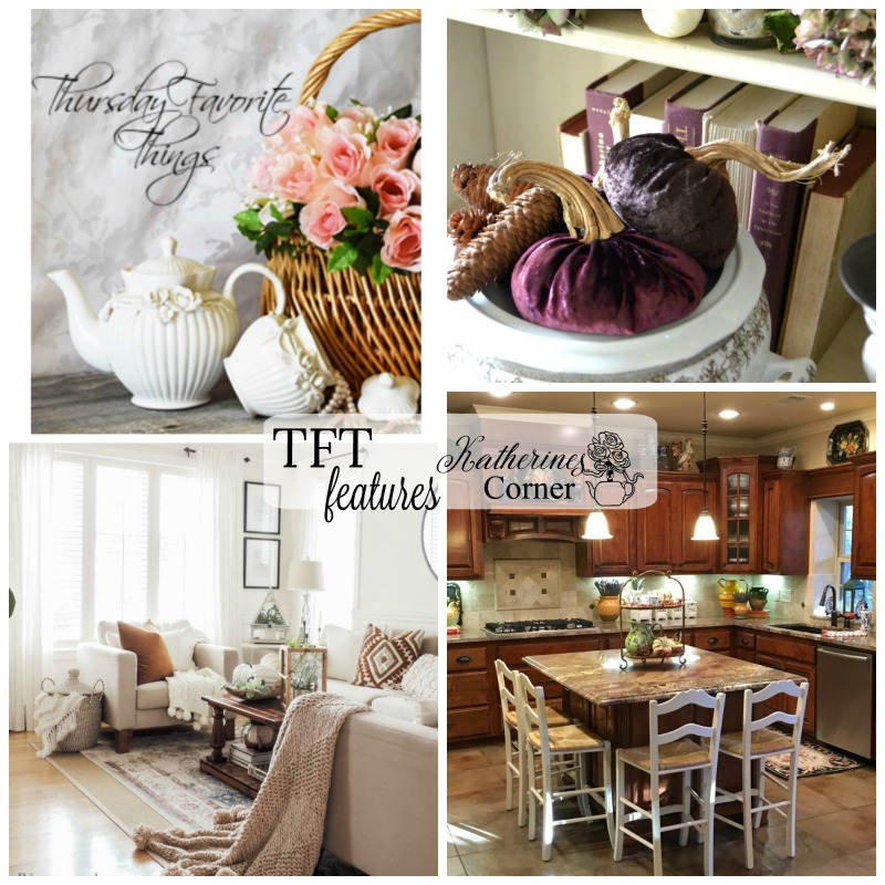 Autumn Home and TFT Party