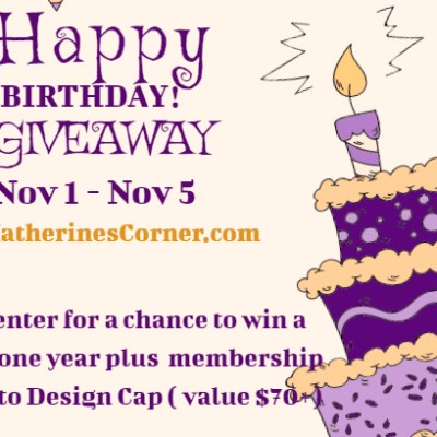 katherines corner happy birthday giveaway
