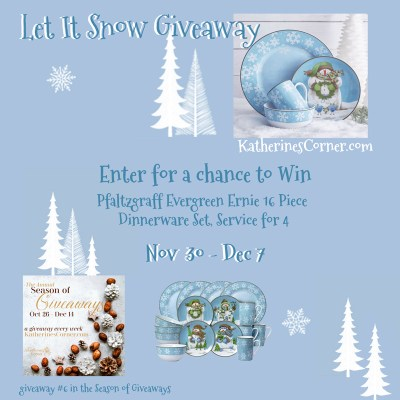 Let It Snow Giveaway