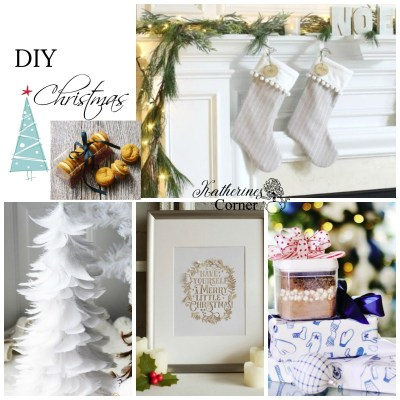 diy season christmas crafts gifts and recipes