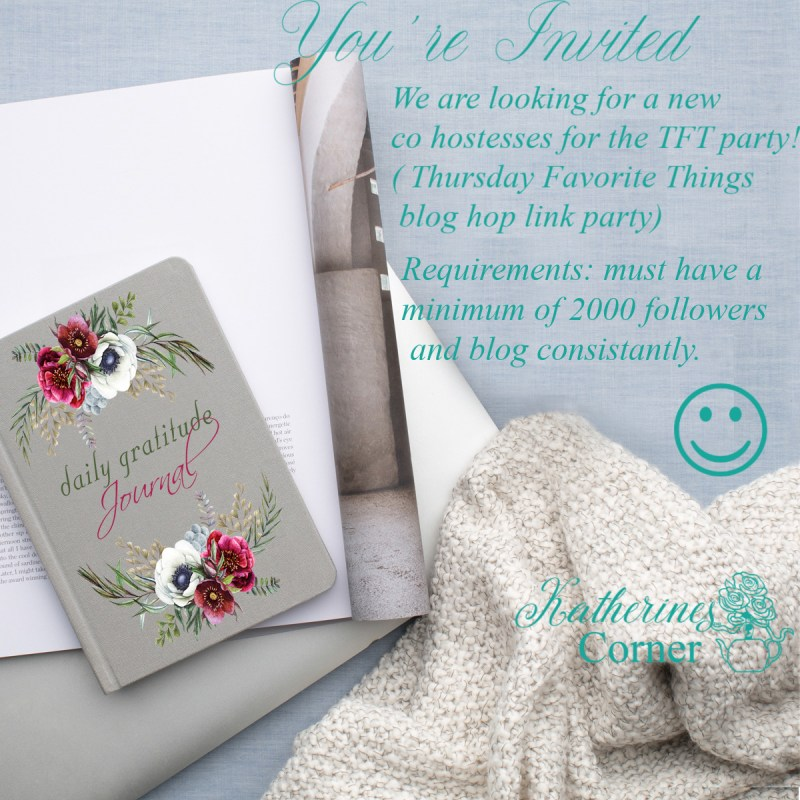 gratitude journal magazine and throw blanket katherines corner