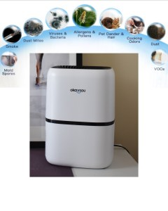 product review air purifier